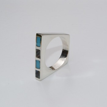 Collection Blue Train Turquoise Nacre