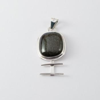 Obsidienne Dorée 45€