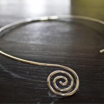 collier-spirale