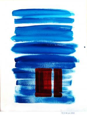 Sans Titre - 70x90, 2002